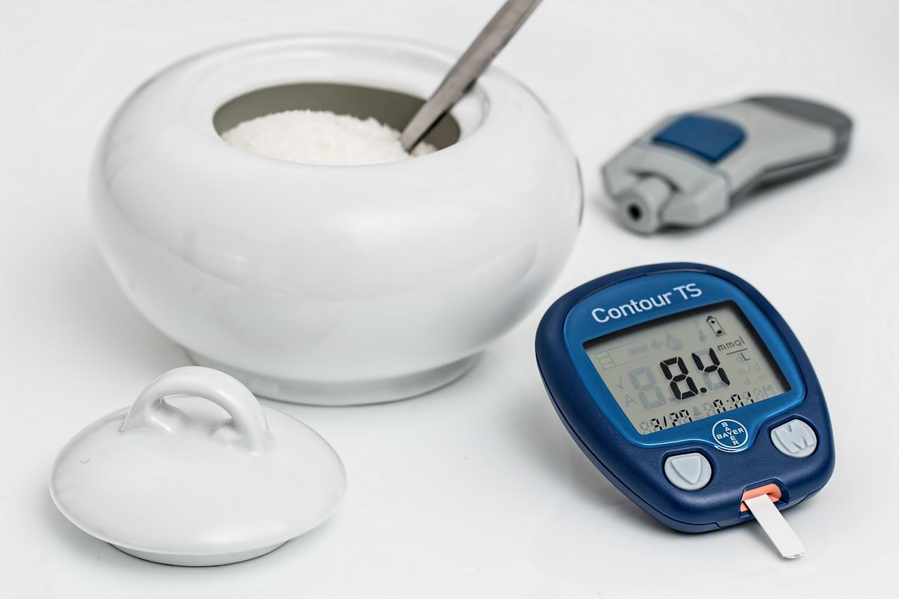 diabetes blood sugar tester