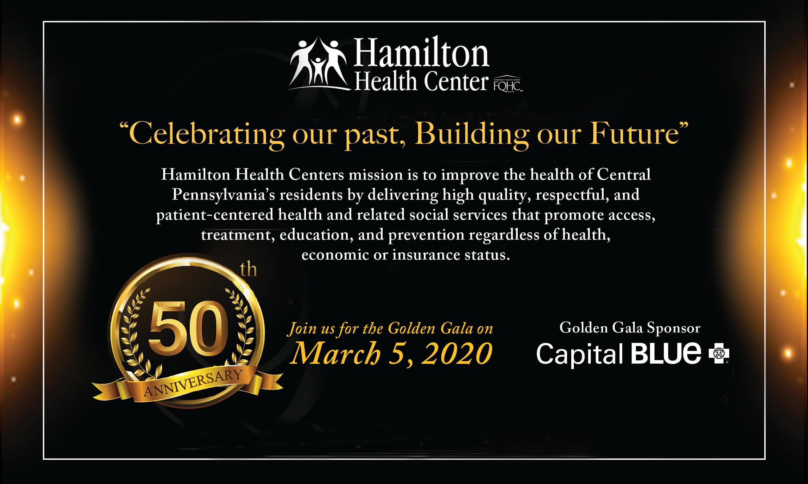 Hamilton Health 50th Anniversary