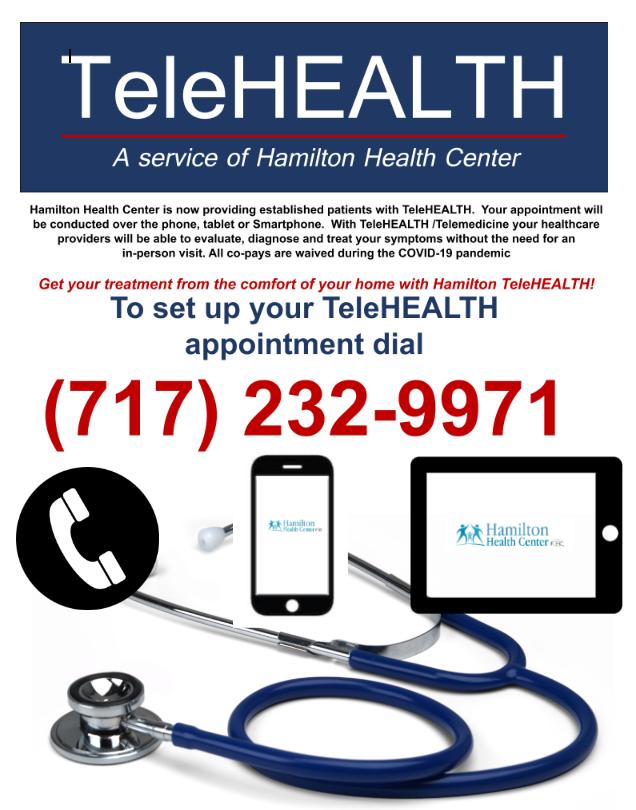 telehealth services in Harrisburg Pennsylvania