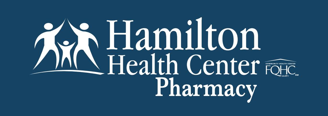 Hamilton Health Center Pharmacy Logo